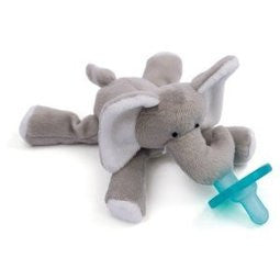 WubbaNubb Infant Pacifier-Elephant