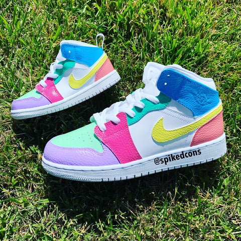 Custom Toddler Jordan 1s- Pastry or Reverse Pastry