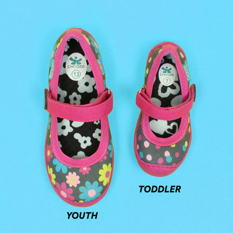 Sock-bloomgold-t (Toddler)