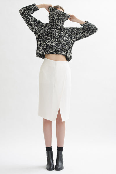 Marta Crop Turtleneck
