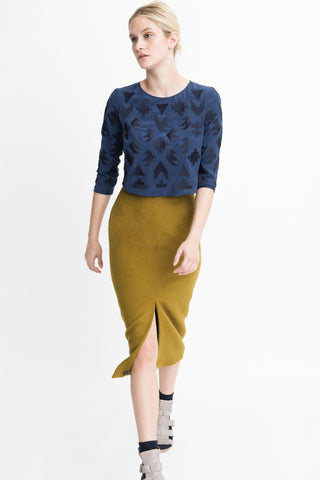Cusco Pencil Skirt