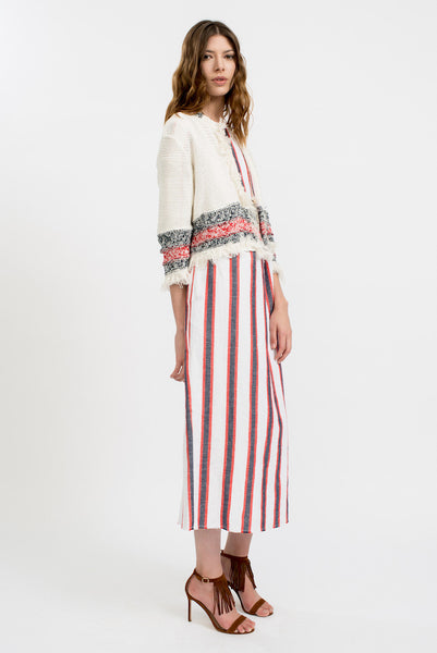 Altiplano Stripe Cardigan
