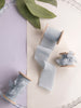 Silk ribbon | DUSTY BLUE