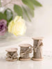 Silk ribbon | WARM TAUPE