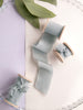 Silk ribbon | EUCALYPTUS GREEN