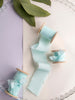Silk ribbon | AQUA