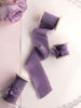 Silk ribbon | AMETHYST