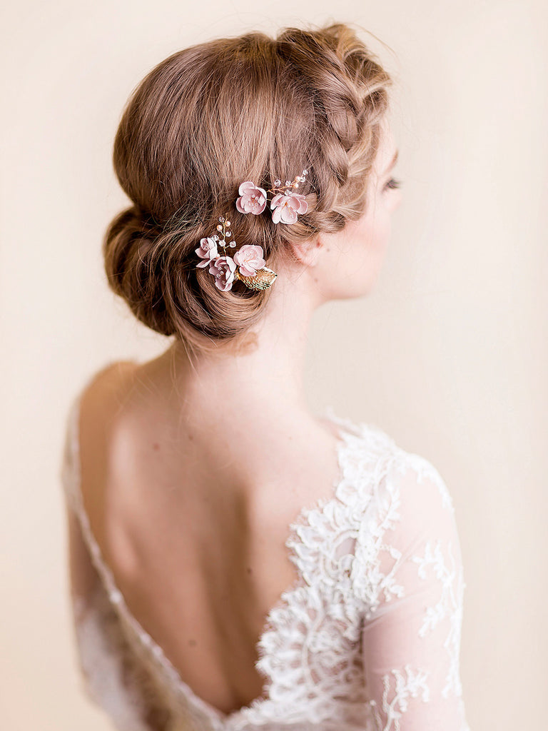 Flower Hair Pins | SAKURA BLOSSOM