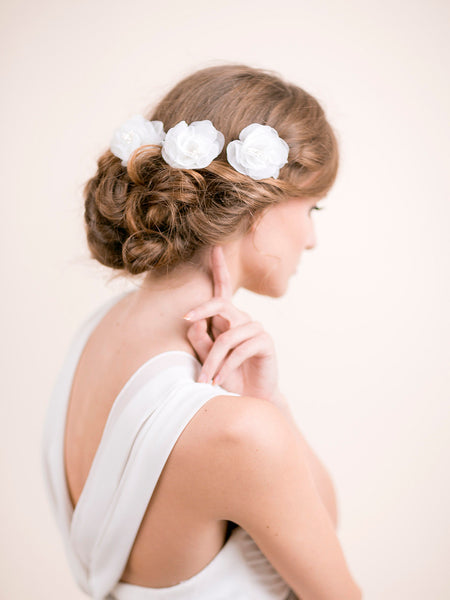 Wedding Hair Flower Pins
