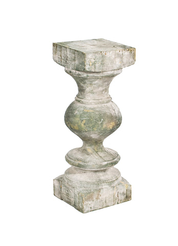 Faux Granite Column