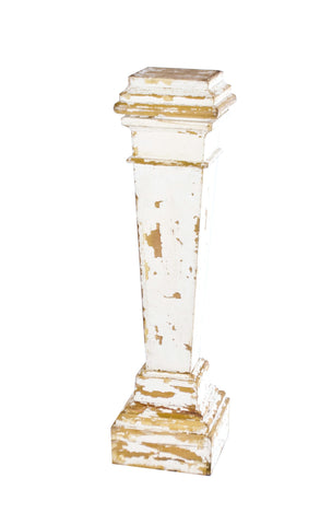 Distressed Column
