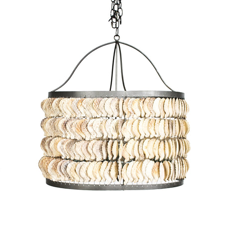 Hanging Shell Chandelier