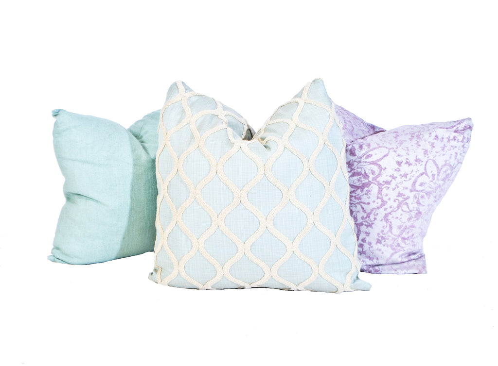 Cool Tone Pillows