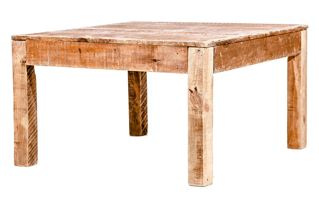 Square Farm Table