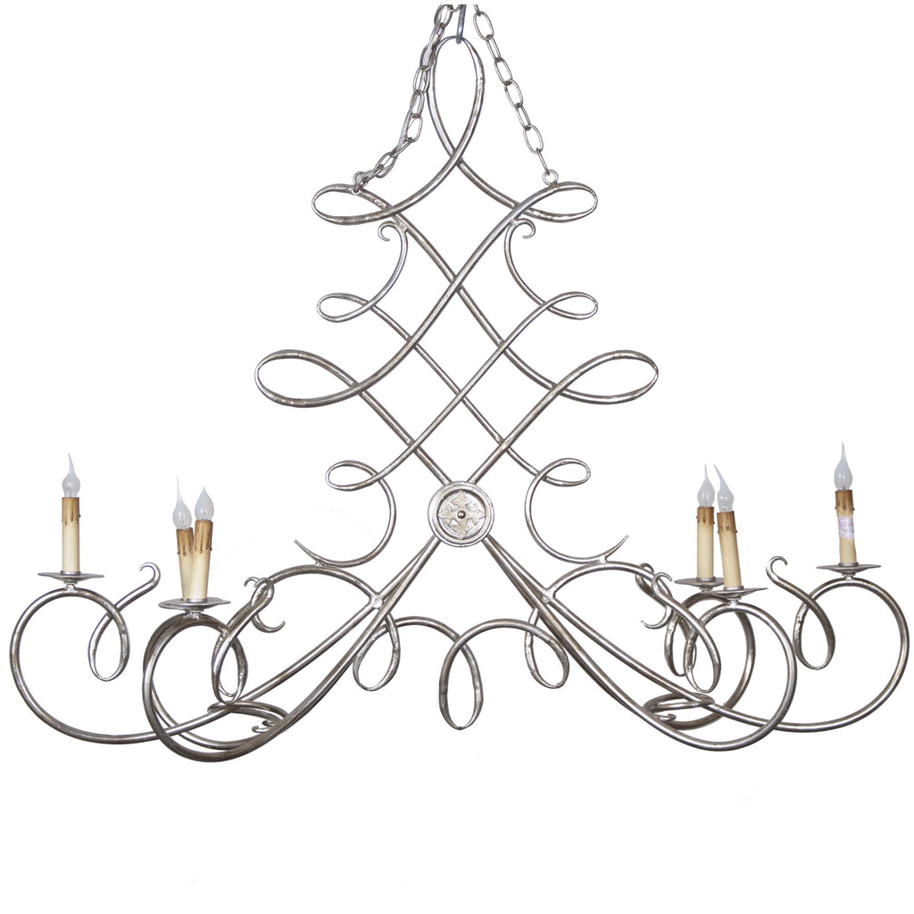 Regiment Candelabra Chandelier