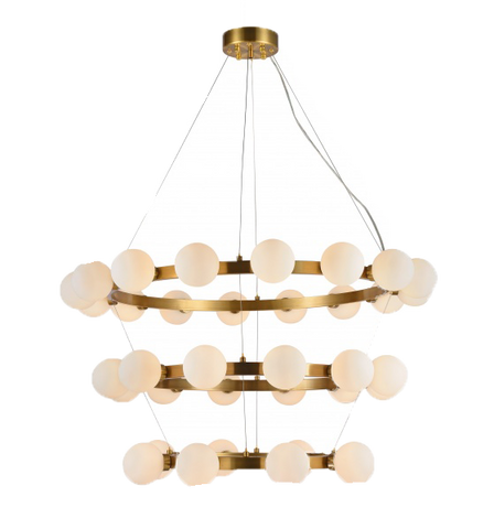 Bauble Chandelier