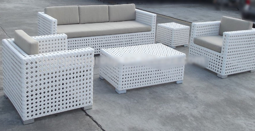 Remarkable Modern White Garden Sofa Onthecornerstone Fun Painted Chair Ideas Images Onthecornerstoneorg
