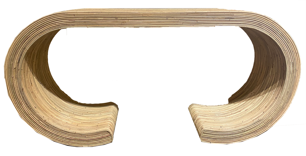 Bamboo Sofa Table