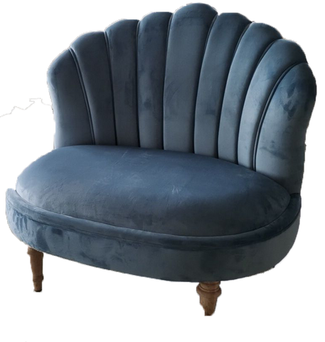Royal Scallop Side Chair