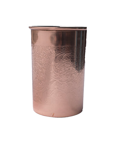 Copper Goblet