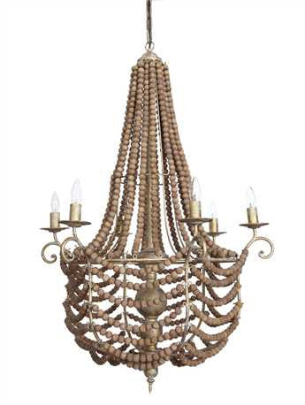 Chateau Bead Chandelier