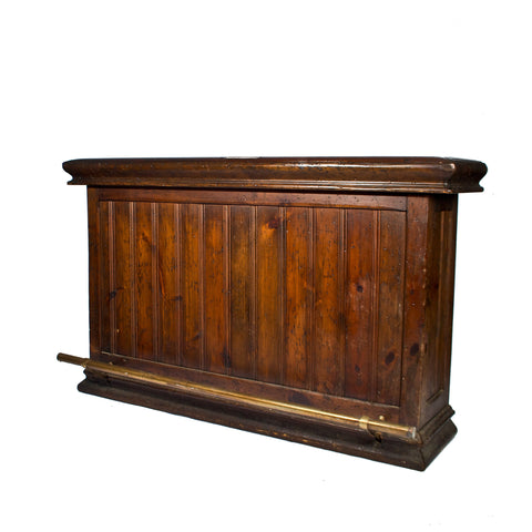 furniture rentals, ooh events, event rentals, rental, rentals, wedding rentals, bar, bar rental, bar service, bar for rent, vintage bar, brass base bar, vintage brass bar, wooden bar with brass base