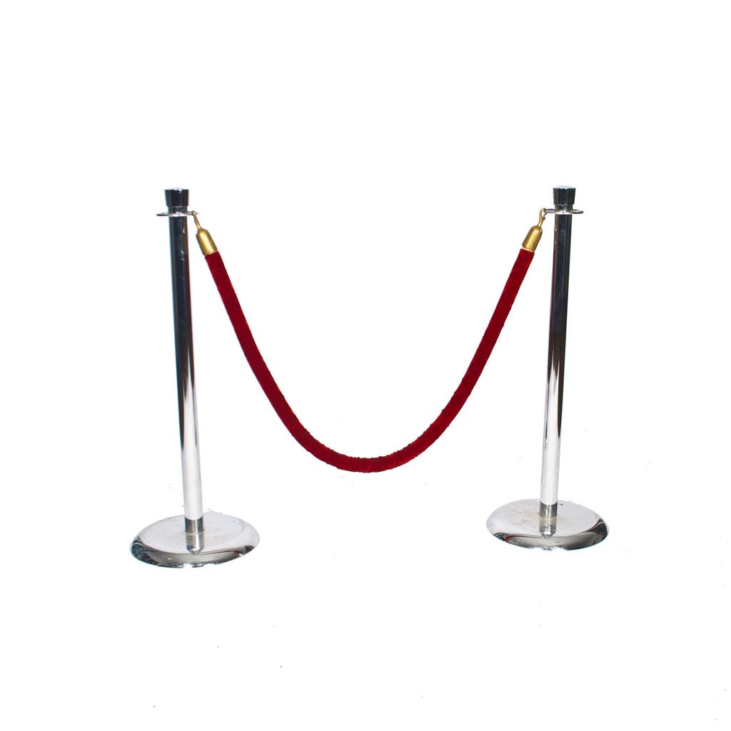 Red Stanchion