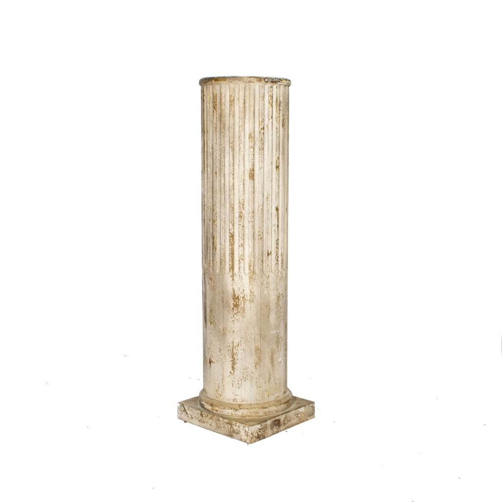 Beige Greek Column / Podium