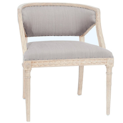 furniture rentals, ooh events, event rentals, rental, rentals, wedding rentals, lounge, lounge rentals, linen chair, Nixon chair, circle back chair, grey chair, grey upholstery chair