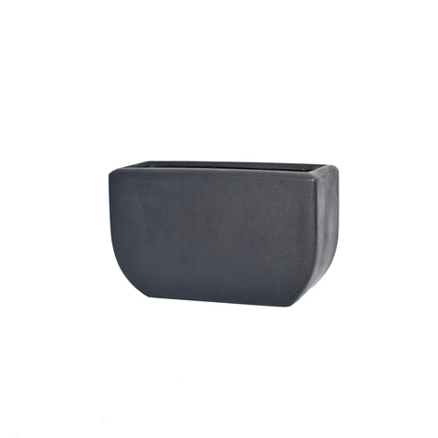 Rounded Rectangular Planter
