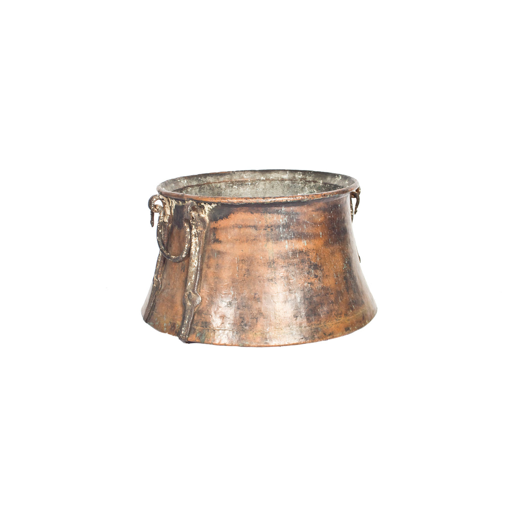 Medium Copper Pot