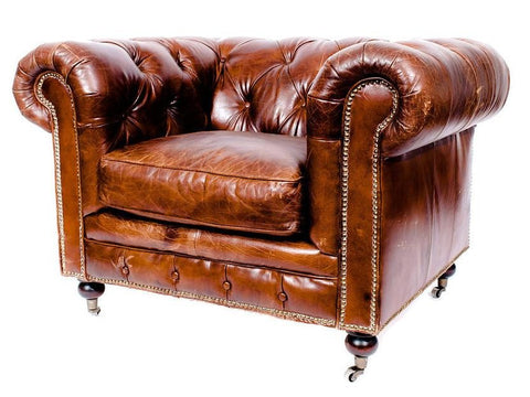 furniture rentals, ooh events, event rentals, rental, rentals, wedding rentals, lounge, lounge rentals, Chesterfield chair, leather chair, brown leather chair, brown leather