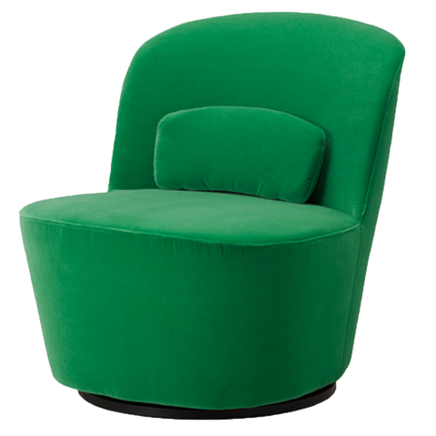 Emerald Swivel Chair