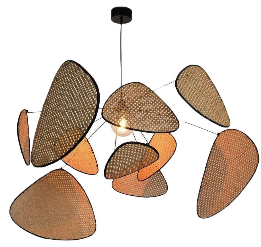 Lotus Rattan Lighting