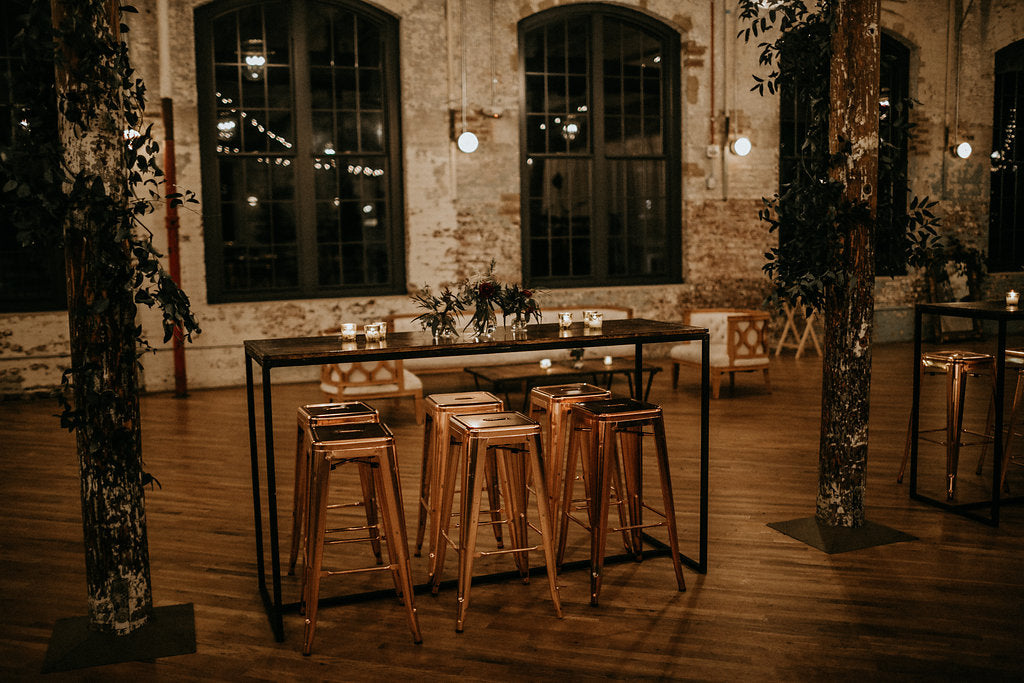 Barnwood Community High Top Table