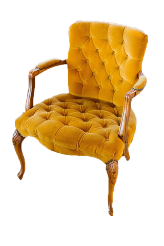 Golden Mary Chair
