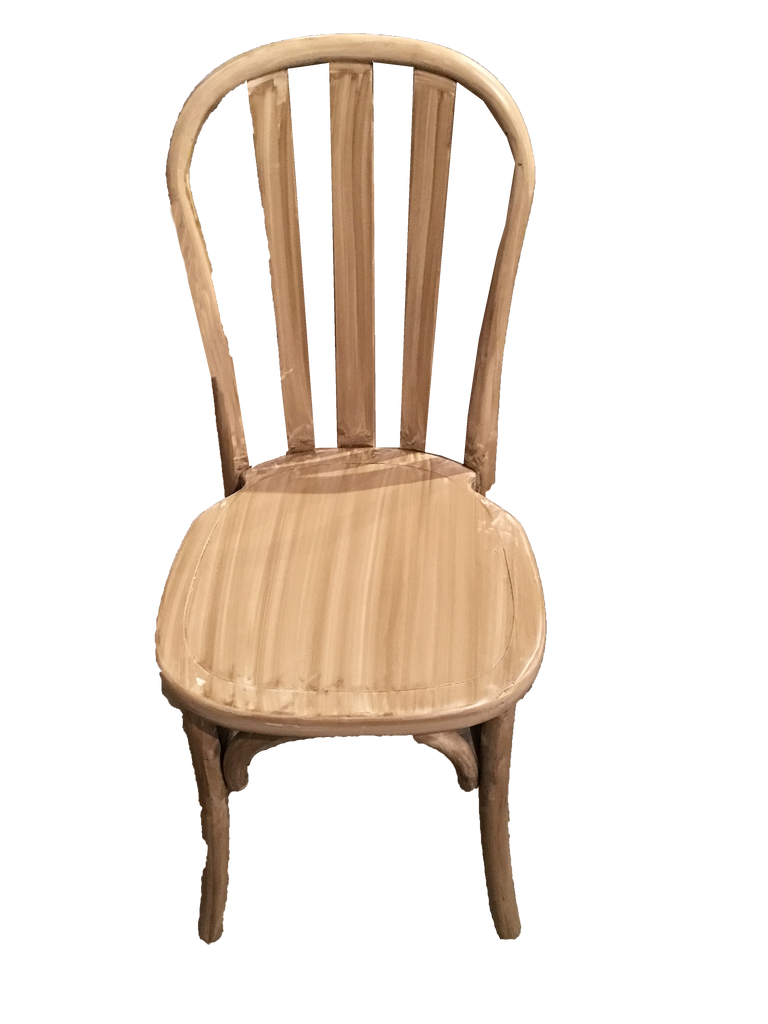 nantucket chair, wooden chair, classic light wooden chair, wedding ceremony chair, dining chair, dining chair for rent, event rentals, chair for rent, ooh events charleston event rentals