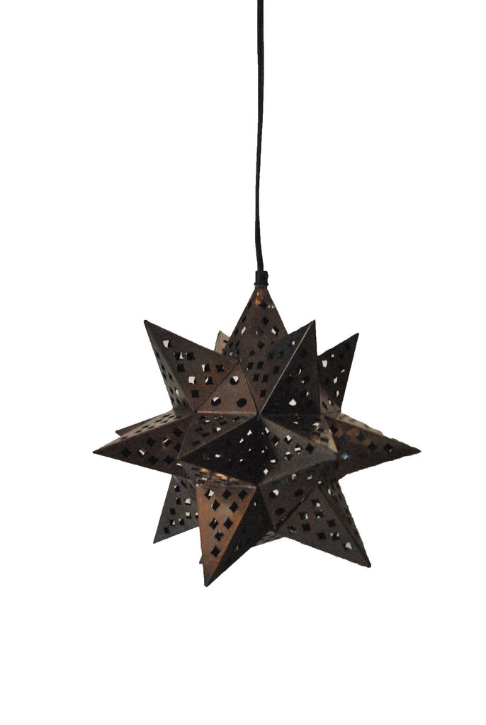 Bronze Star Pendant