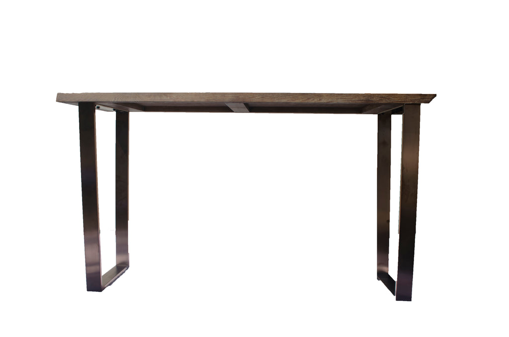 Oakwood Community Table w/ Metal Legs