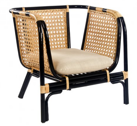 Quay Cane Lounge Chair
