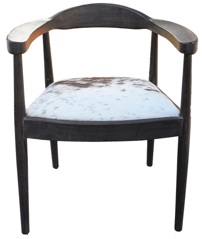 Ronnie Cowhide Chair