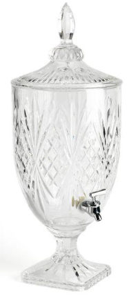 polished tabletop, polished, tabletop rentals, dishware, dishware rentals, plates, dishes, bowls, utensils, serving platters, china, charger, drink dispenser, crystal cut glass drink dispenser, crystal cut glass beverage dispenser, crystal, crystal cut