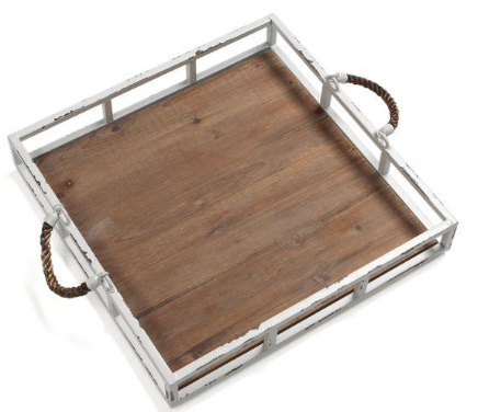 Nautical Distressed Tray