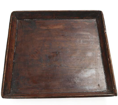 Assorted Vintage Wooden Tray Square