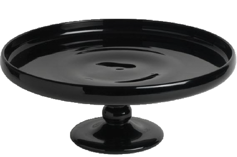 Black Ceramic Cake Stand  sc 1 st  Ooh! Event Rentals - Ooh! Events & Products \u2013 Tagged \