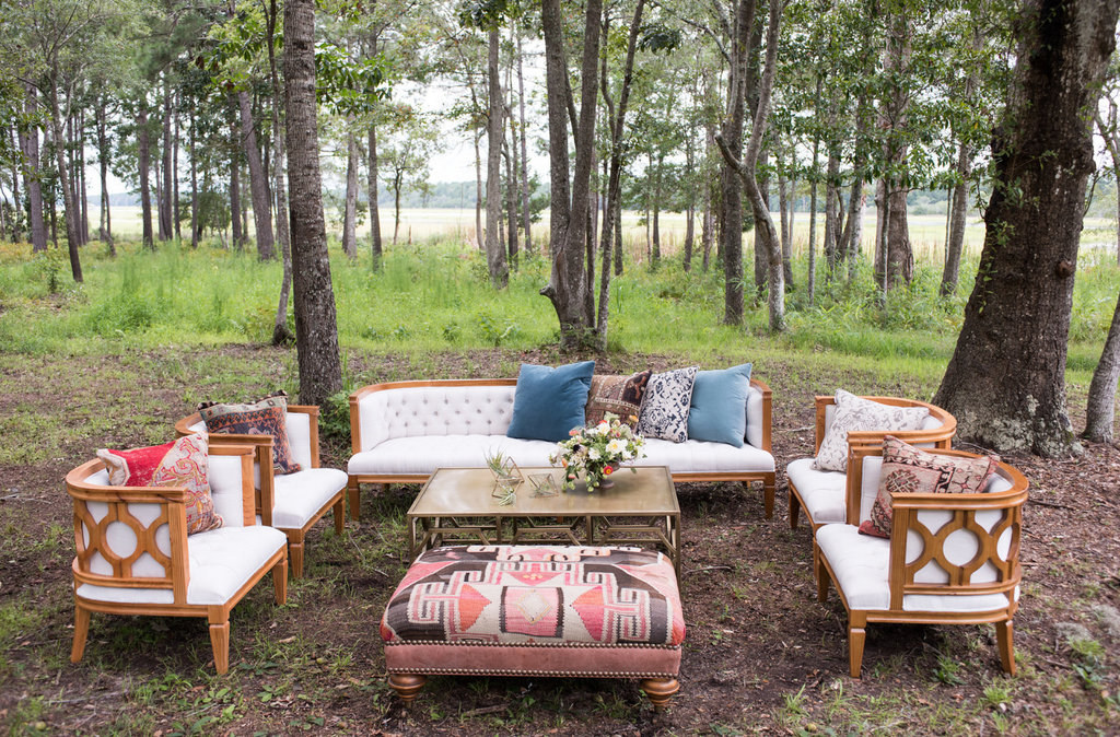 sofa, couch, sofa for rent, rental items, furniture for rent, event planning, ooh events, ooh events couch, ooh events sofa, charleston sc rentals, charleston wedding rentals, blythe sofa, blythe couch, long sofa, white sofa