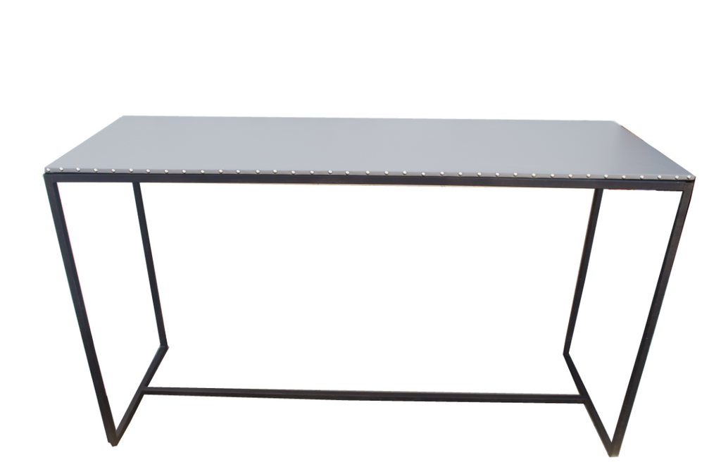 Grey High Top Community Table