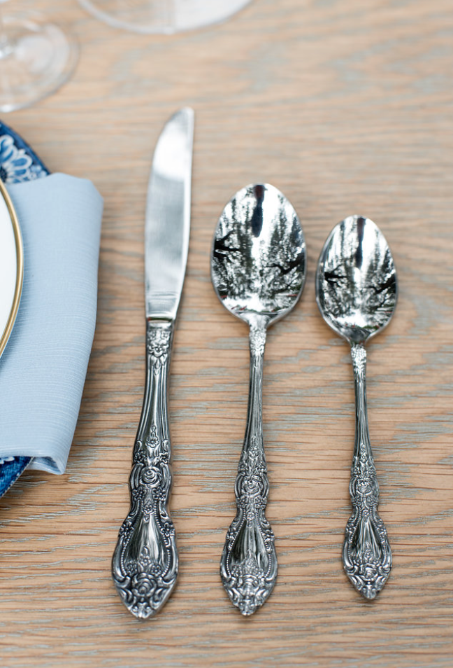 Wordsworth Flatware Line