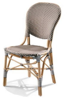 may dining chair, may chair, dining chair may, woven dining chair, event rentals, charleston event rentals, ooh events, wedding chair rental