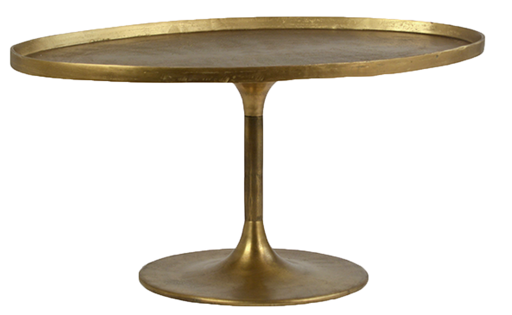 Oval Tulip Coffee Table